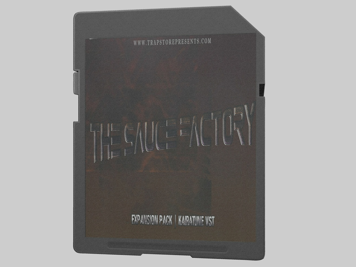 Trap Store Presents - THE SAUCE FACTORY EXPANSION