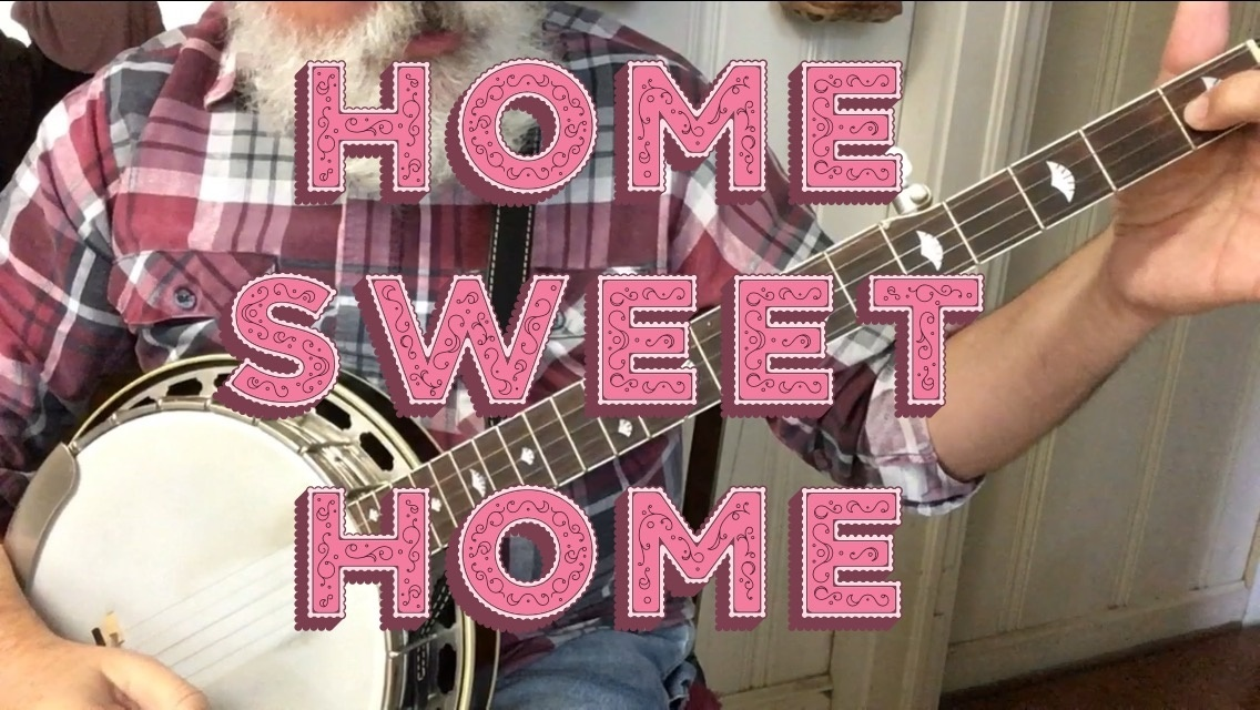 Home Sweet Home TAB for YouTube Lesson