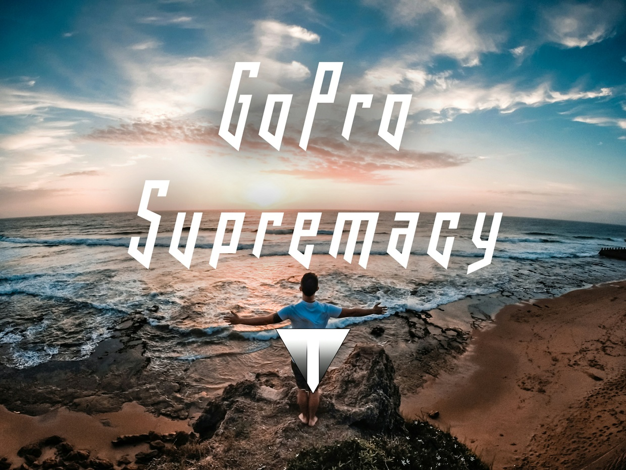 GoPro Supremacy Pack *Advanced Colourists Only*