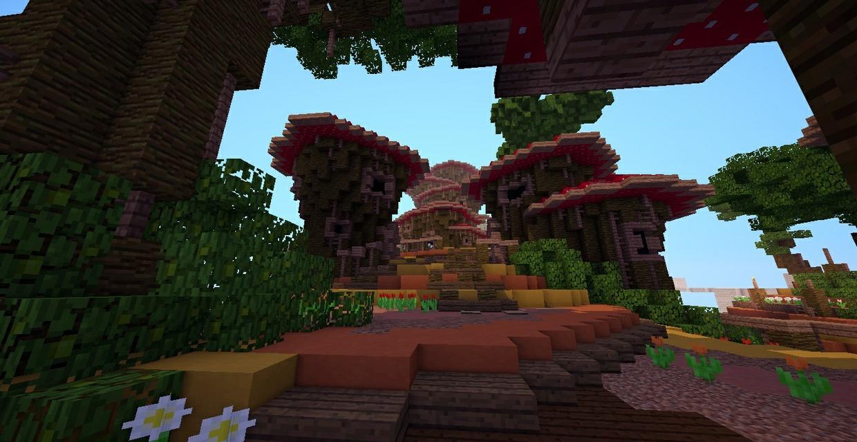 [Minecraft] Waiting Lobby: Peninsula! [HQ]
