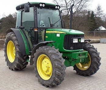 John Deere 5215, 5315, 5415, 5515 Tractors Diagnosis and Tests Service Manual (TM4856)