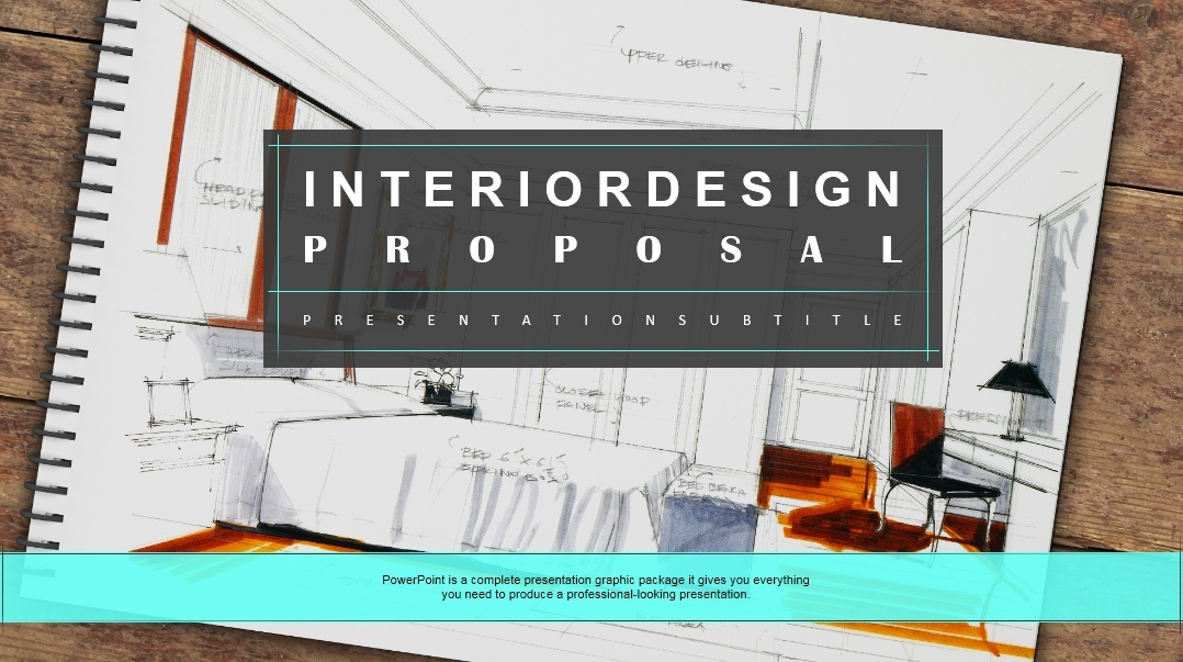 Interior Design PowerPoint Template