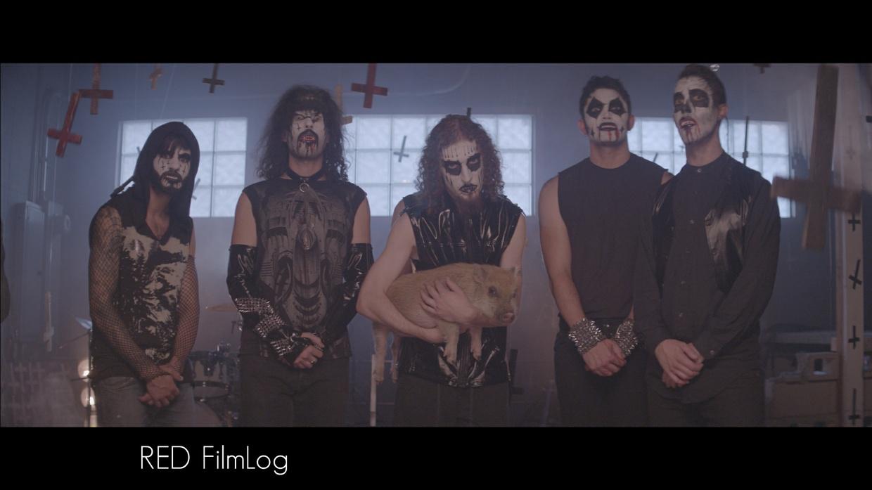 RockNRolla Heavy Metal LUT