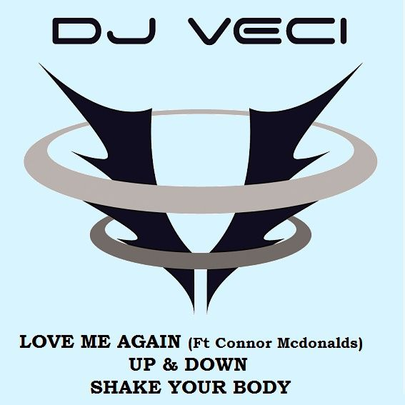 RSR046 DJ VECI - LOVE ME AGAIN