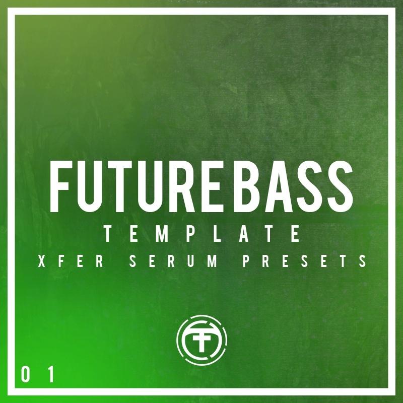 Tiik Sounds: Future Bass (Presets For Xfer Serum!)