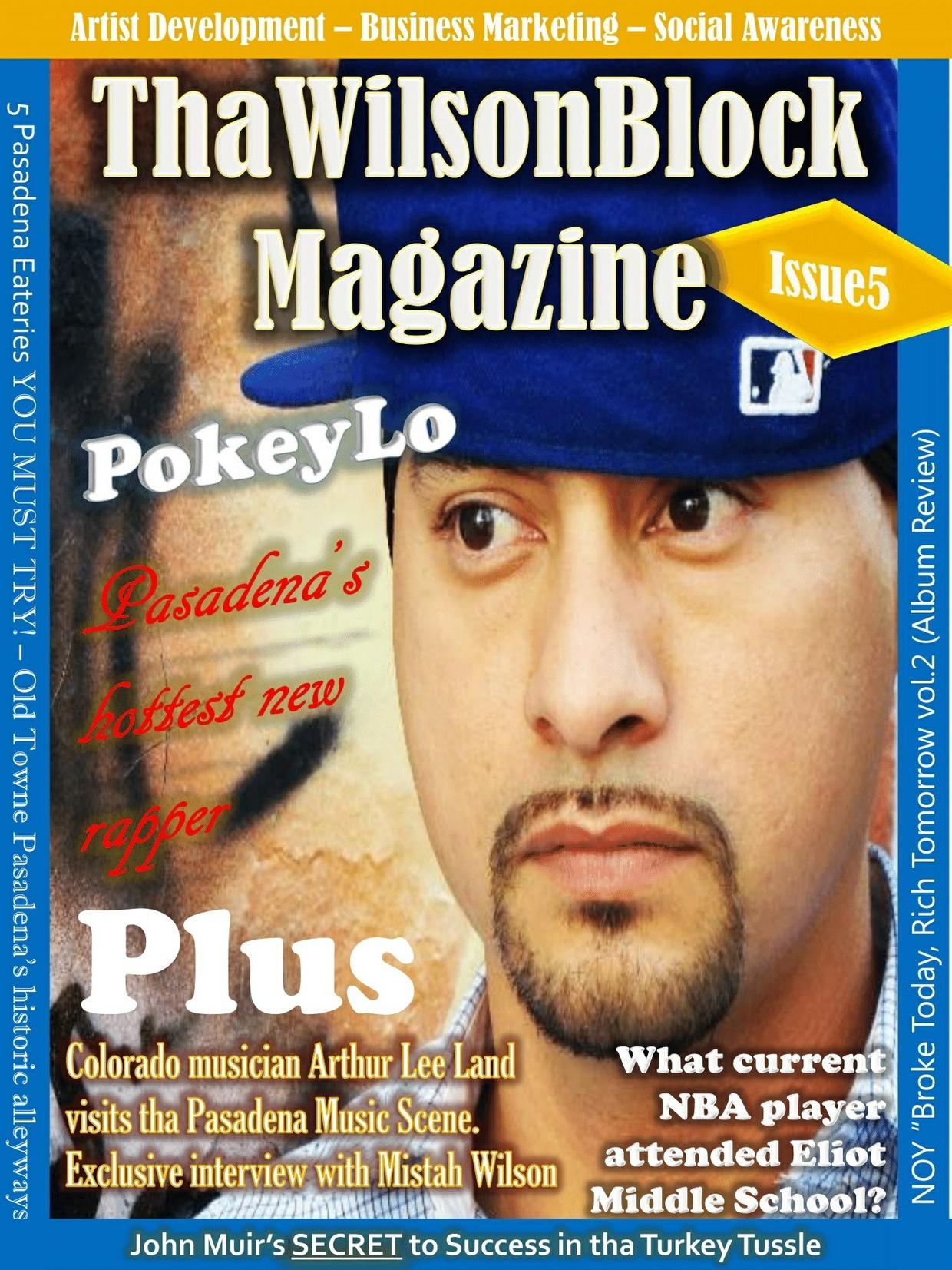 ThaWilsonBlock Magazine Issue5