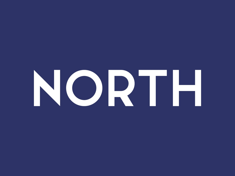North - Free Font
