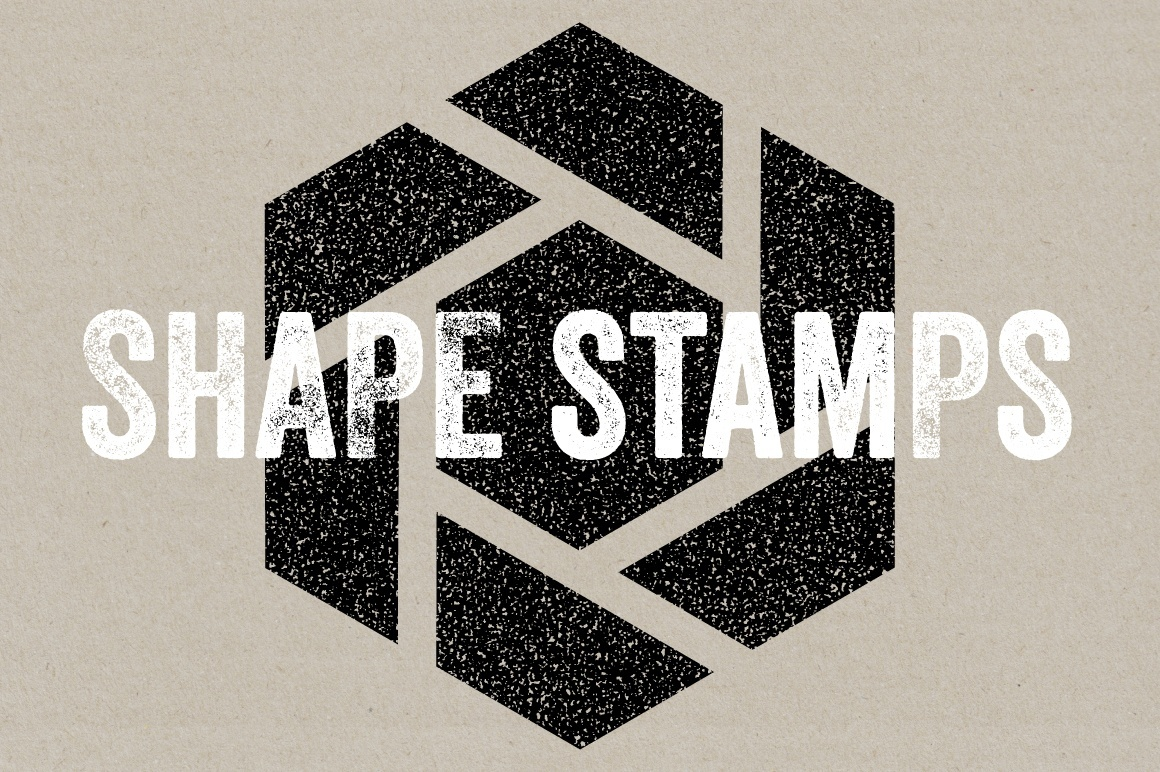 Shape Stamps