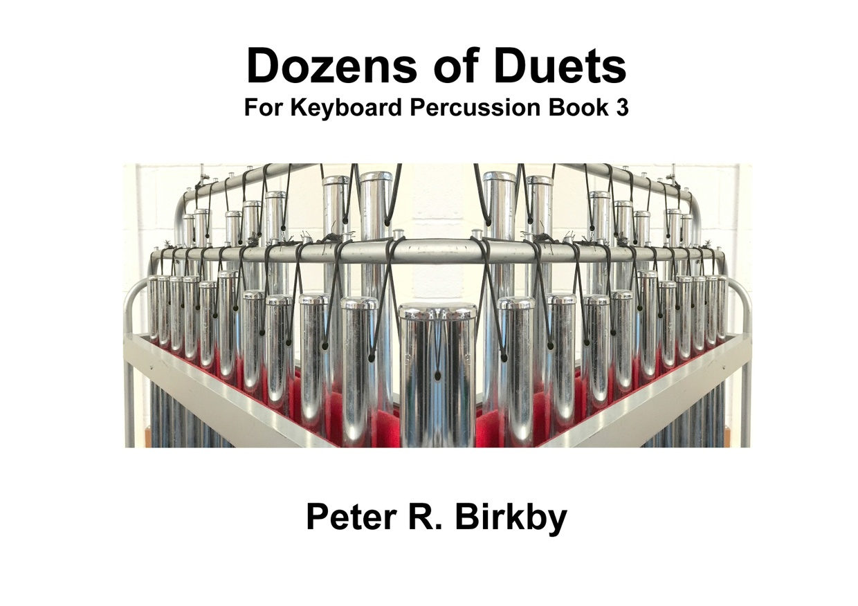 Dozens of Duets for Keyboard Percussion Book 3