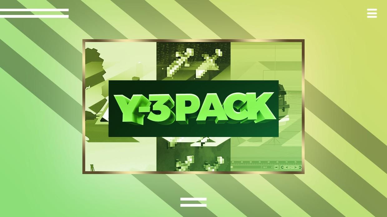 Y-3 old school Pack - all in one Pack
