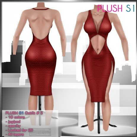 2014 Plush S1 Outfit # 5