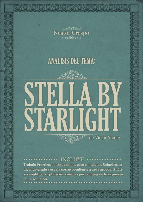 TEORÍA / ANALISIS Completo de Stella by Starlight - Victor Young