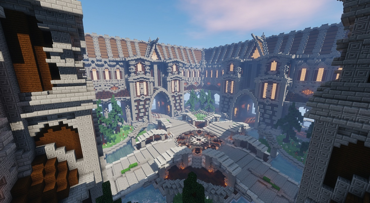 Factions Spawn - Gothic