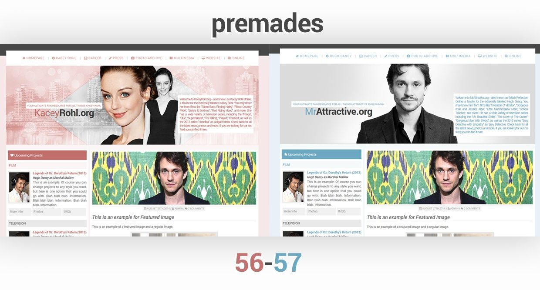 Premades 56-57 (WP+CPG)