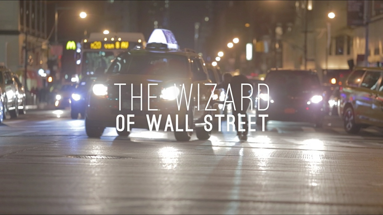 The Wizard of Wall Street