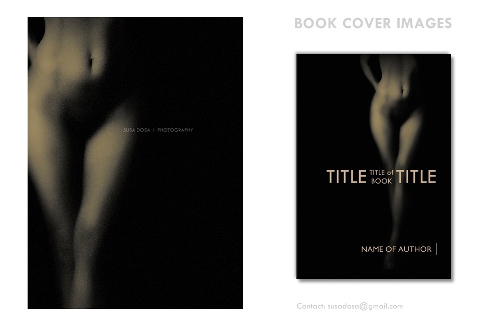 - PHOTOGRAPHY - BOOK COVER -