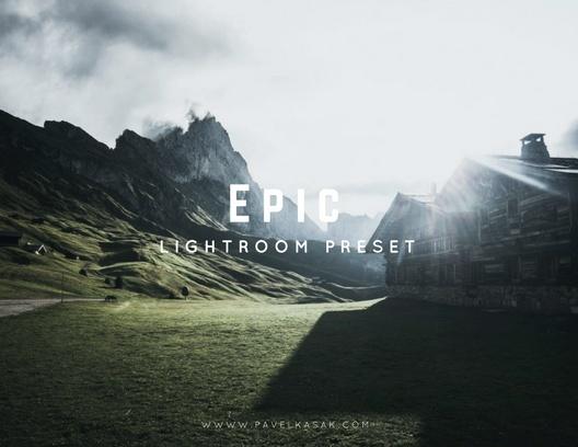 PK Pack Lightroom presets