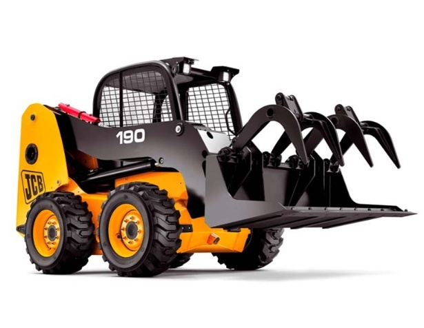 JCB Robot 190 1110 Skid Steer Loader Service Repair Workshop Manual DOWNLOAD