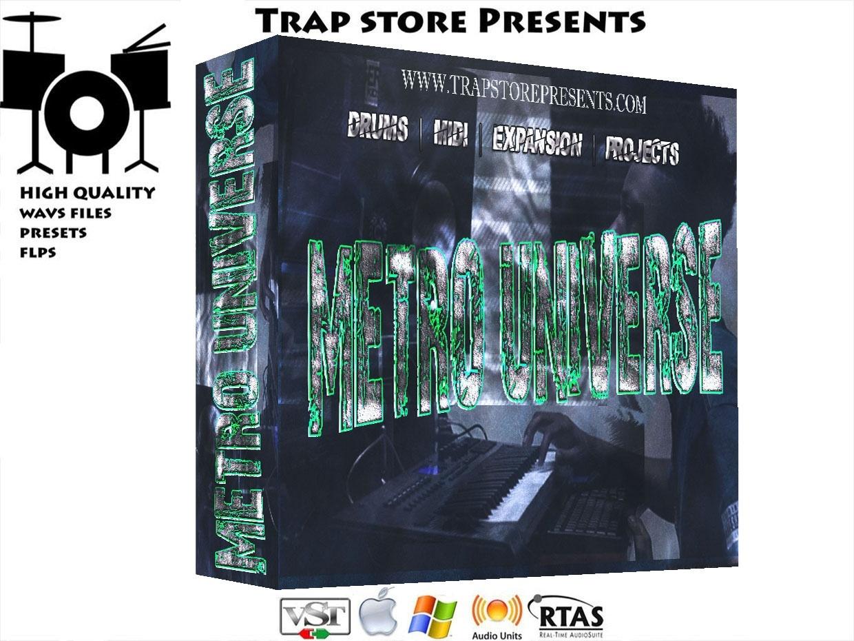 Trap Store Presents - METRO UNIVERSE