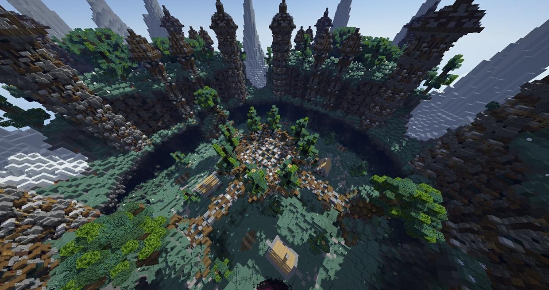 Minecraft Custom Prison Server