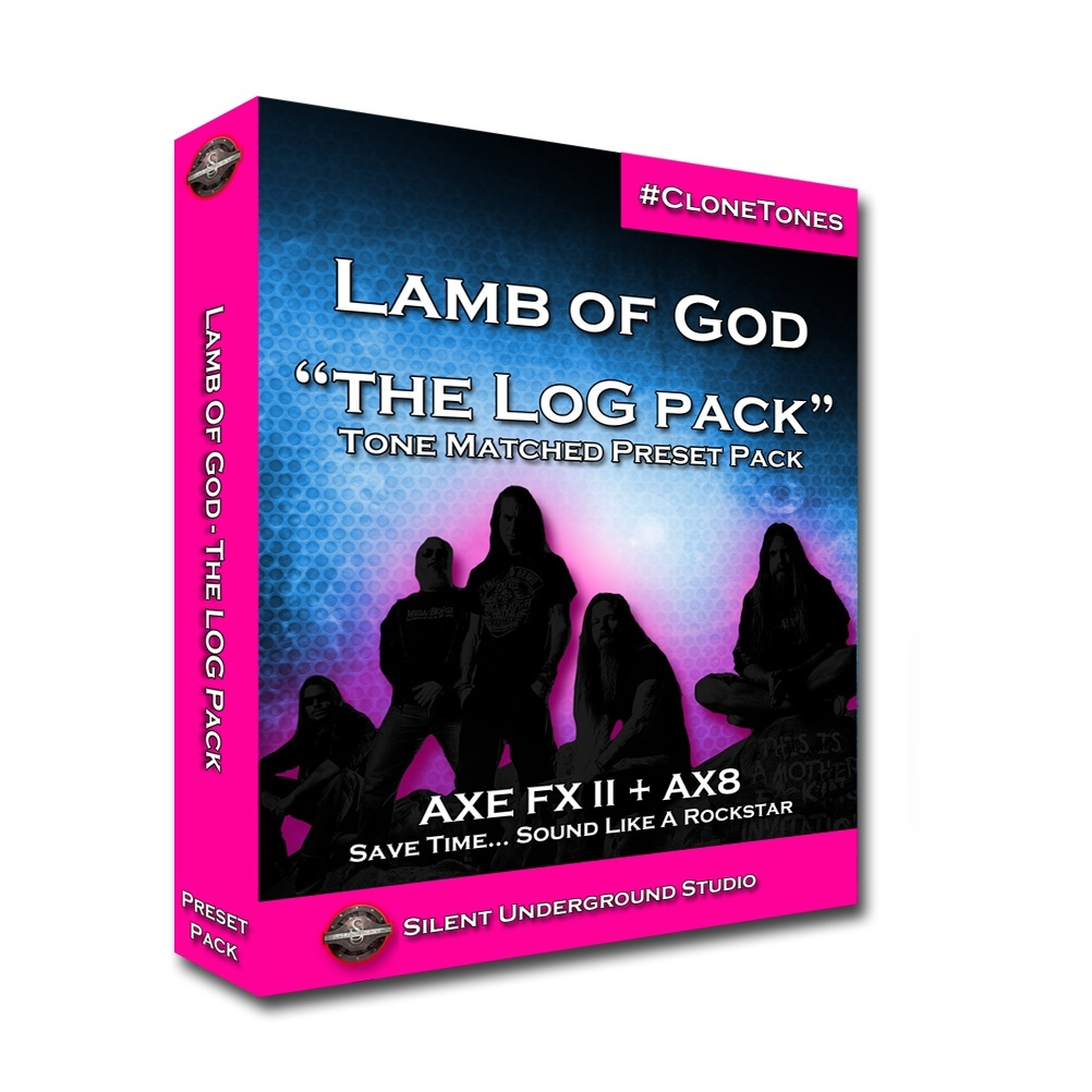 """Lamb Of God ""The LOG Pack"" (FAS)"