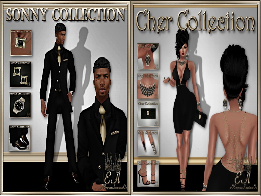 Sonny & Cher Collections NO Re-Sell Rights!!!