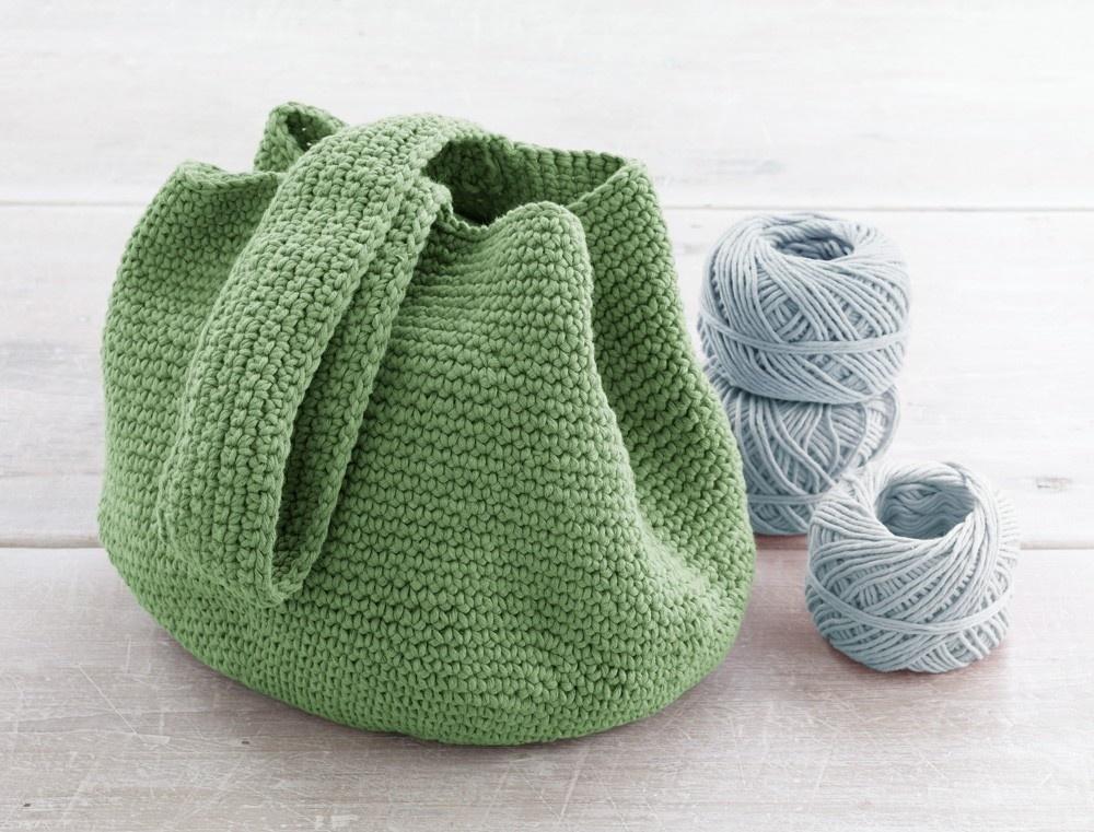 Diaper Bucket Bag