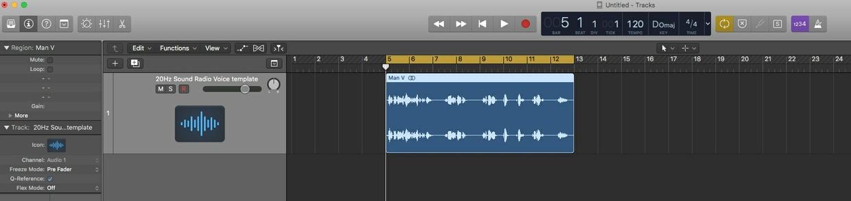 20Hz Sound - Multi DAW Broadcast Radio templates pt.1