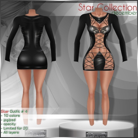 2014 Star Outfit # 4