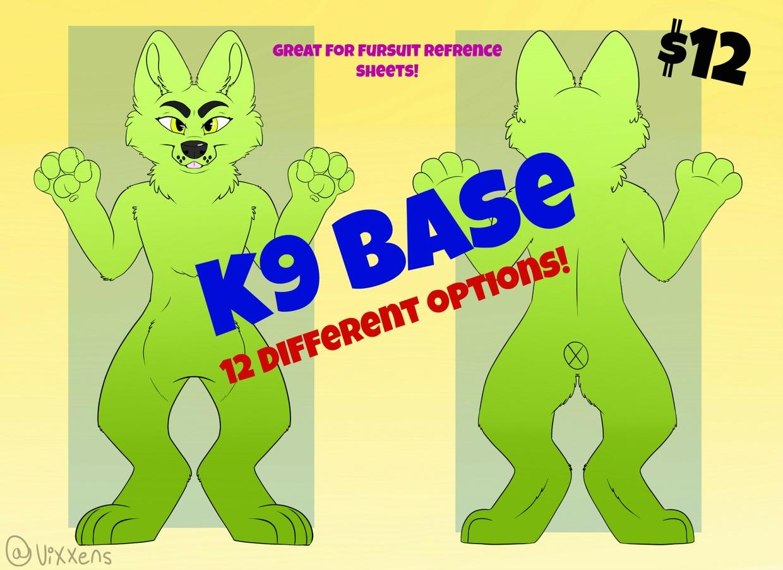 toony k9 base