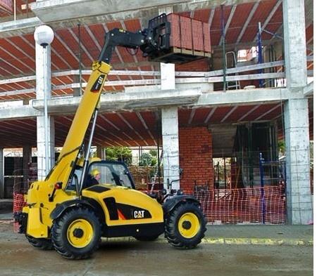 Caterpillar Cat TH336C TH337C TH406C TH407C TH414C TH514C TH417C Telehandler Maintenance Manual