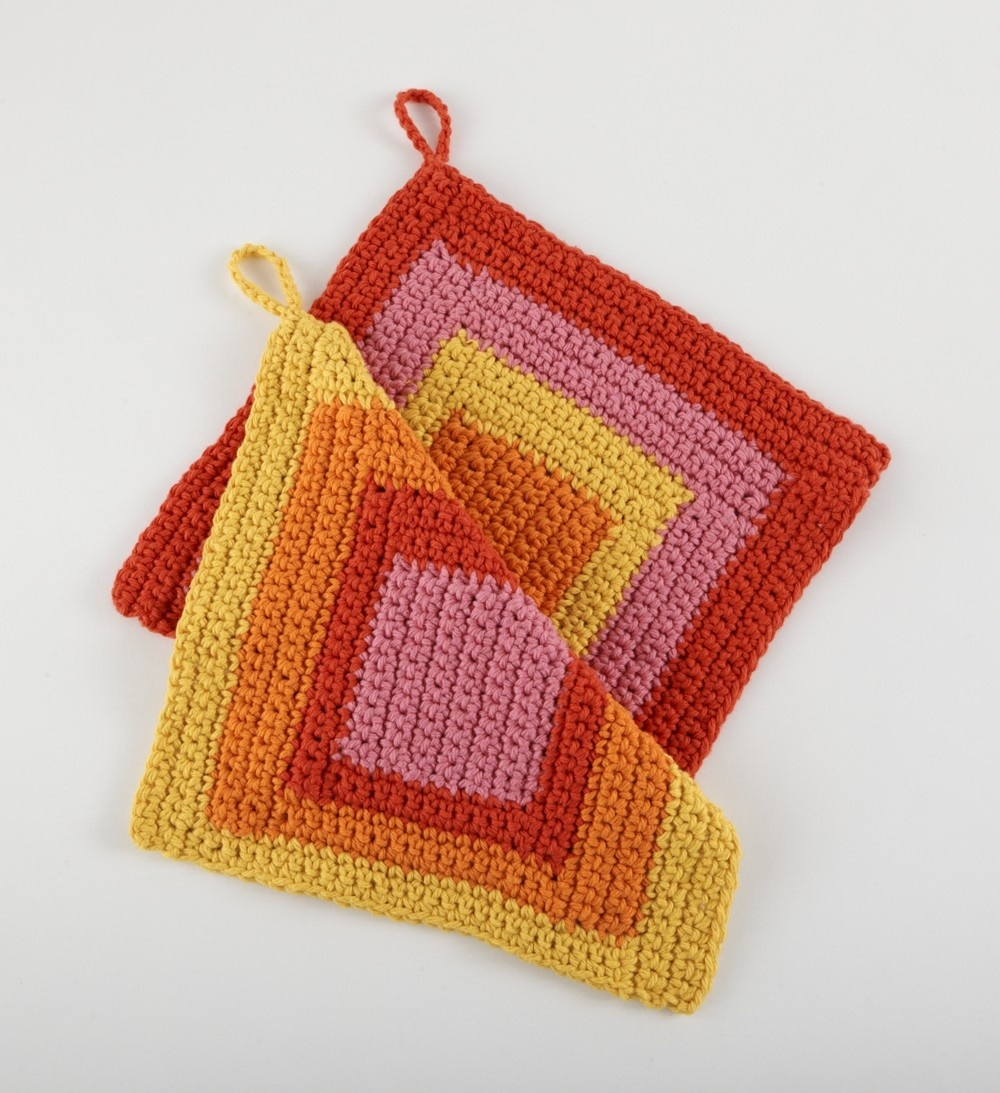 Hot Graphics Dishcloths