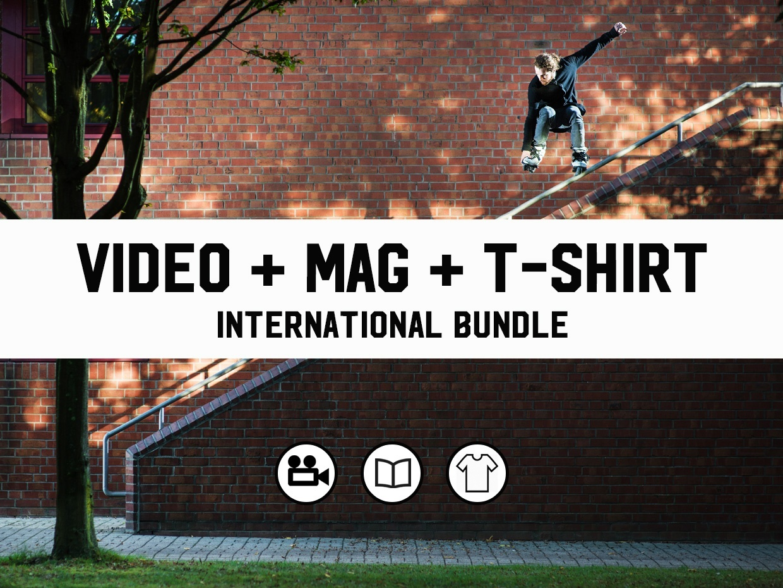 VOD + MAG + SHIRT Bundle (INTL)