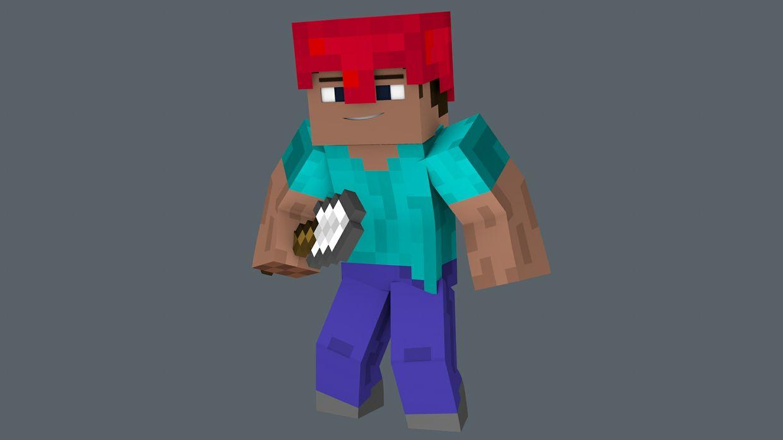 Minecraft Skin Render