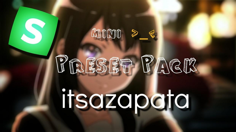 Itsazapata - Mini Preset Pack