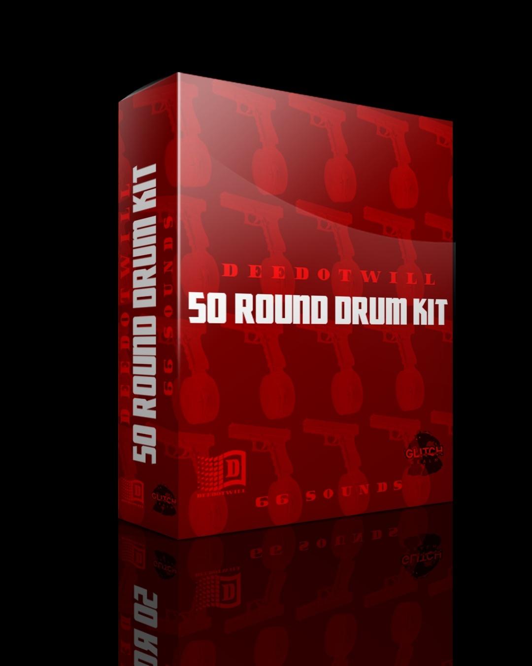 Deedotwill - 50 Round Drum Kit