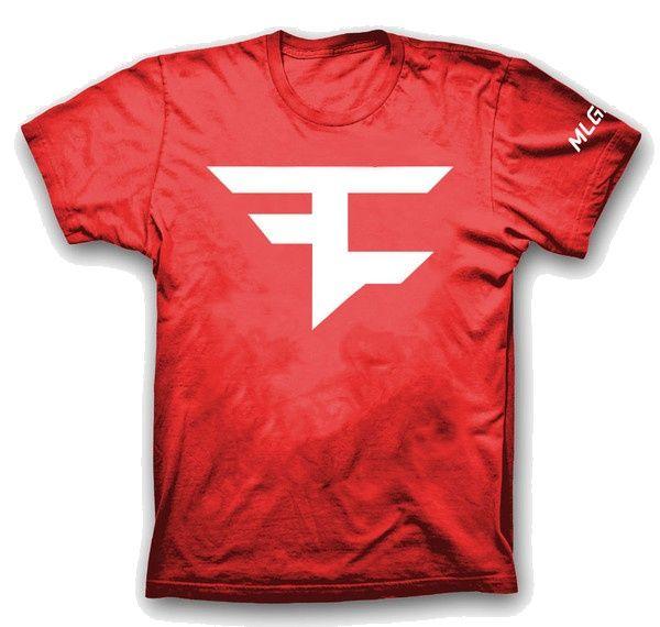 New FaZe t-shirts