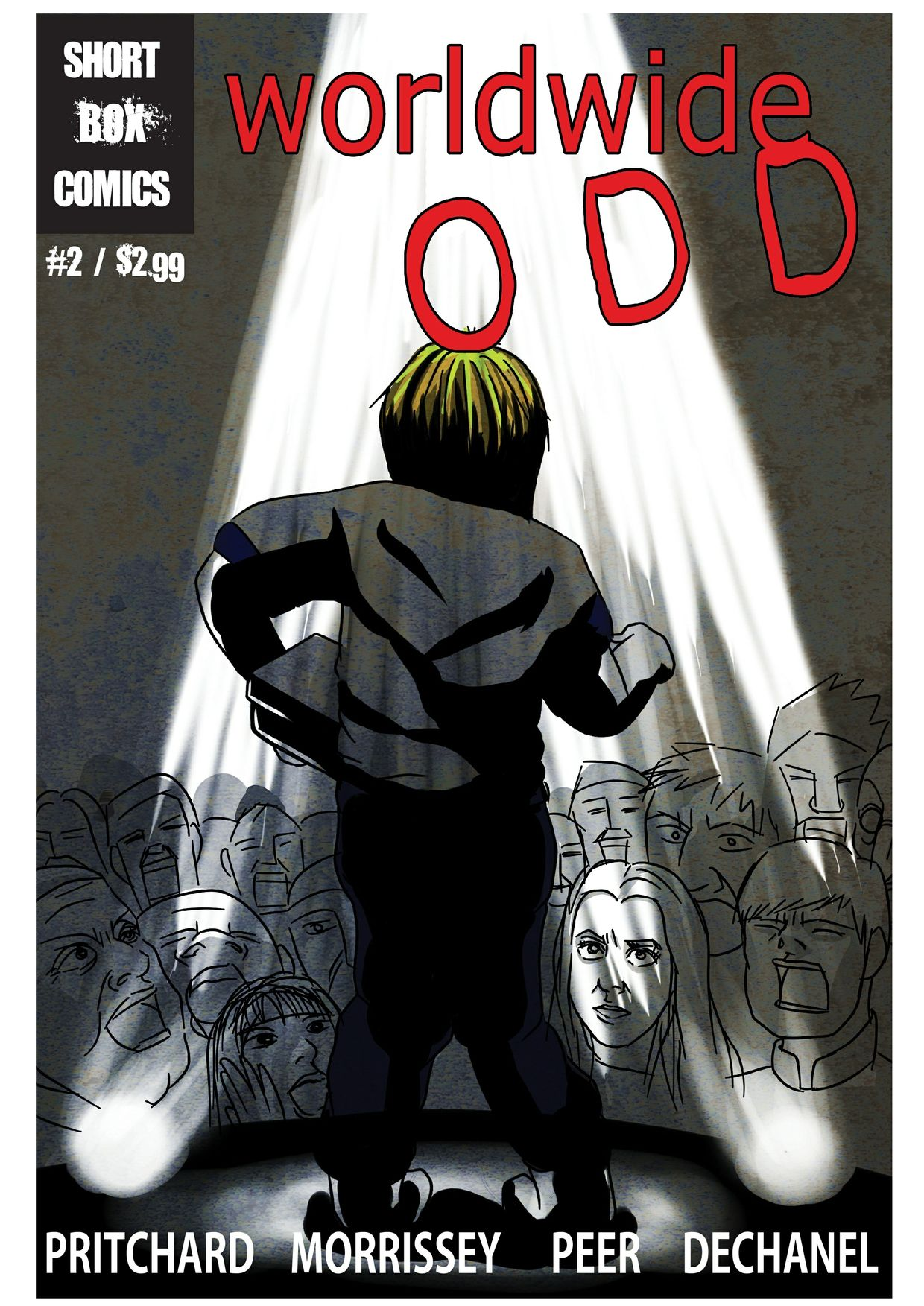 Worldwide Odd #2