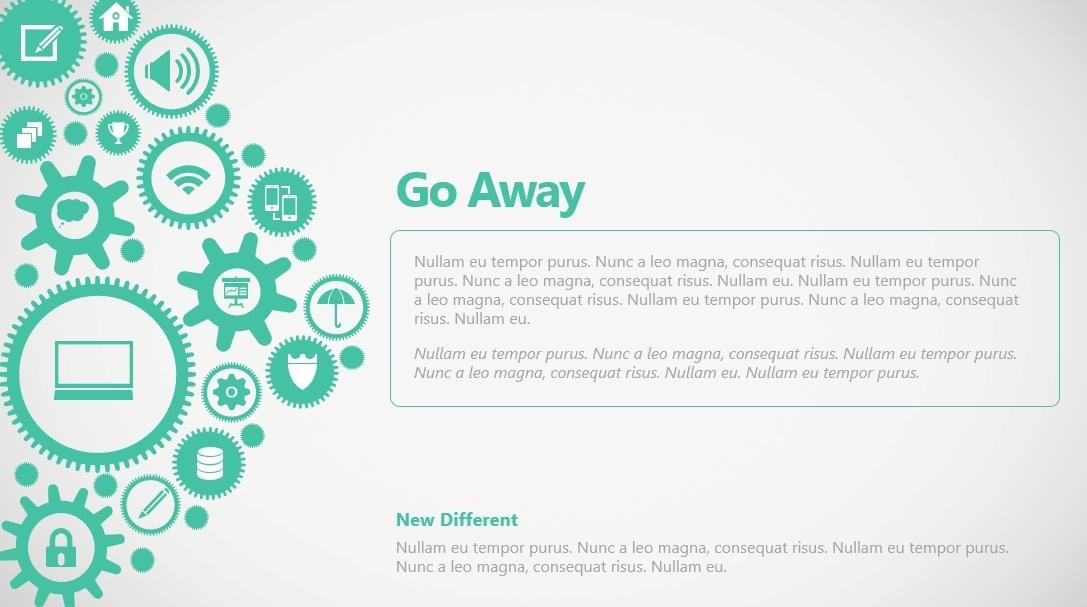 Jakarta PowerPoint Presentation Template