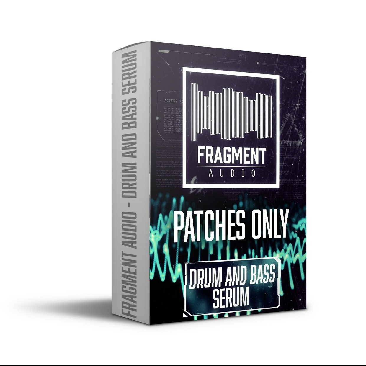 Drum And Bass Serum (Serum Patches Only)