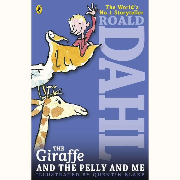 Image result for the giraffe the pelly and me