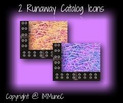 2 Runaway Catalog Icons