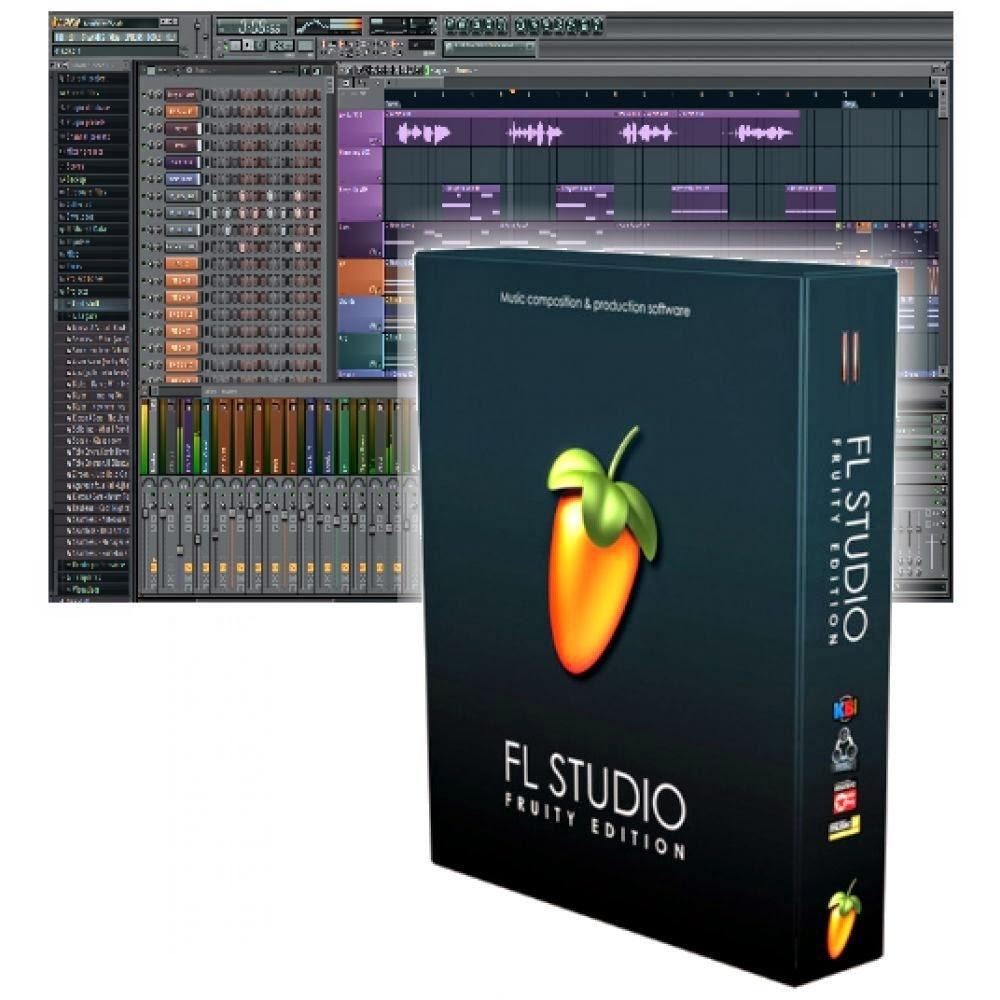 FL STUDIO 11 ( WINDOWS )