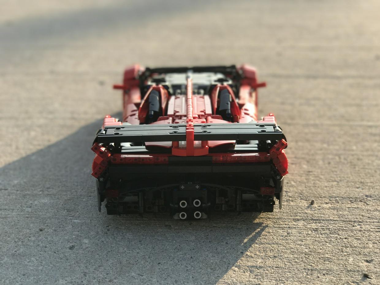 Lamborghini Veneno Roadster - 50th Anniversary Edition