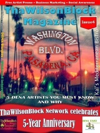 ThaWilsonBlock Magazine Issue4