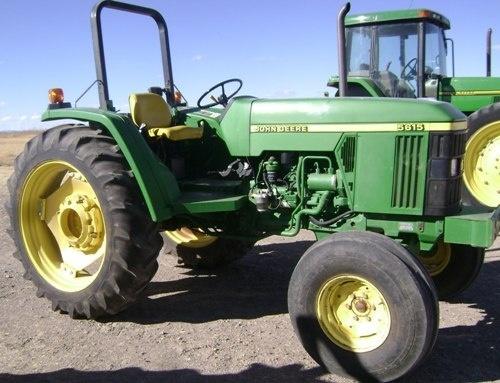 John Deere 5415, 5615, and 5715 Tractors Service Repair Manual (TM606719)