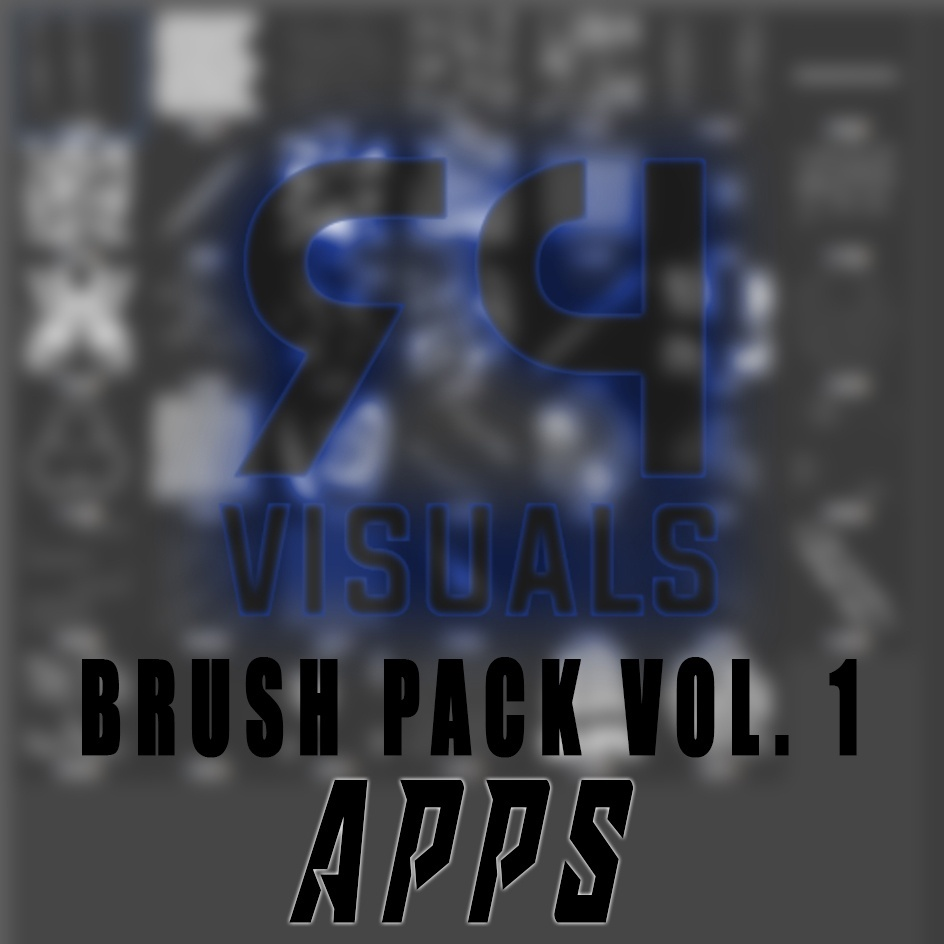 RP.Visuals Brush Pack Vol. 1 APPS