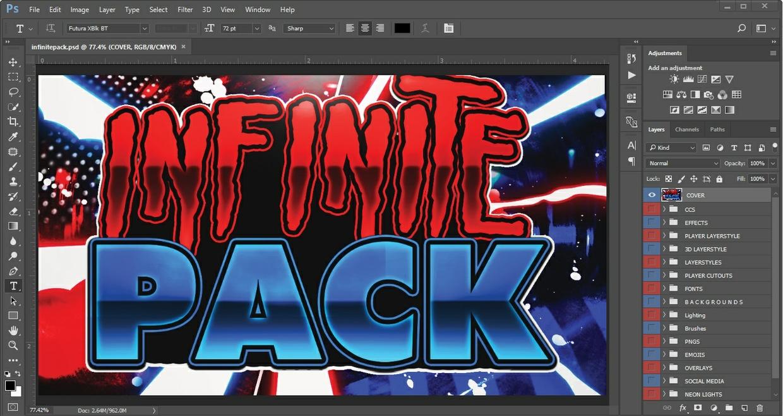 Blazes NEW INFINITE PACK!