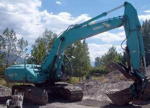 Kobelco SK200-8 SK210LC-8 Hydraulic Excavator Service Repair Manual Download
