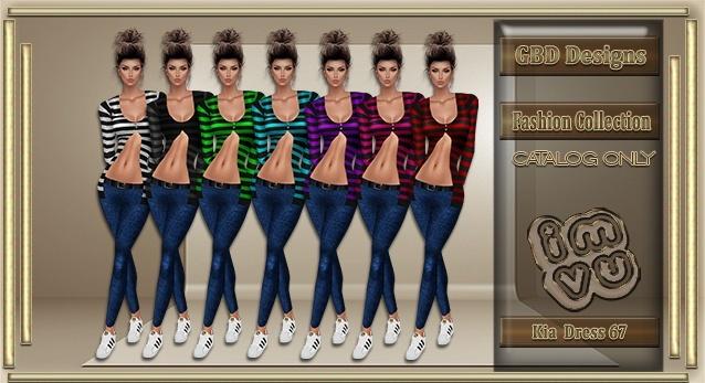 Kia Dress 67 CATALOG ONLY